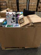 (Customer Returns) Tanita Revlon RockJam Blagdon Philips HoMedics - 43 Items - RRP £1733 - P118