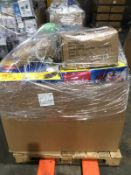 (Customer Returns) Blagdon Pampers NRS Interpet AKG QTX Vileda - 76 Items - RRP £2093 - P124