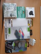 new mix items 8000mah power bank with wireless charging etc rrp£150