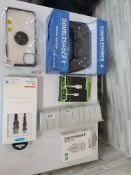 new mix items ps4 controller, iphone chargers joyroom fast cables etc rrp£250