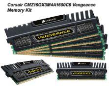 new corsair cmz16gx3m4a1600c9 (16 gb, pc3-12800 (ddr3-1600), ddr3 ram 1600 mhz