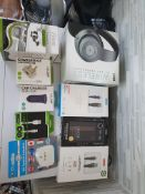 new mix items remax power bank, joyroom fast charging cables etc rrp£200