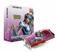 new gigabyte hd 4870 512mb gddr5 dual dvi hdtv graphic card rrp£149