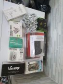 new mix item playstation controller, iphone chargers, travel adapters rrp£200