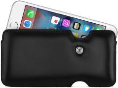 2 x sena laterale genuine leather case for iphone 6,7,8 £39.99 each