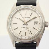 Zenith / Espada - Lady's Steel Wrist Watch