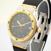 Hublot / MDM - Unisex Gold/Steel Wrist Watch