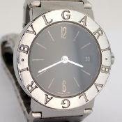 Bvlgari - Lady's Steel Wrist Watch