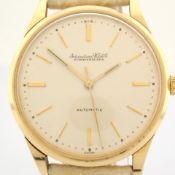 IWC / Schaffhausen 18K Automatic - Gentlemen's Yellow gold Wrist Watch