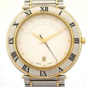 Maurice Lacroix / 85897 - Unisex Steel Wrist Watch