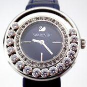 Swarovski / Lovely Crystals (Brand New) - Lady's Steel Wrist Watch