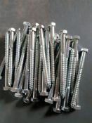100 - 150mm coach screws