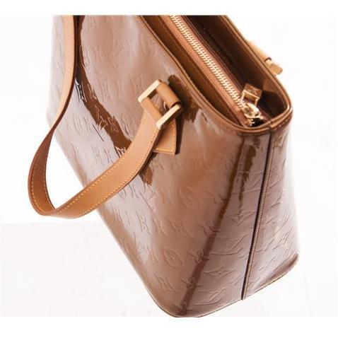 Louis Vuitton - Monogram Vernis Houston Shoulder Bag - Image 5 of 5