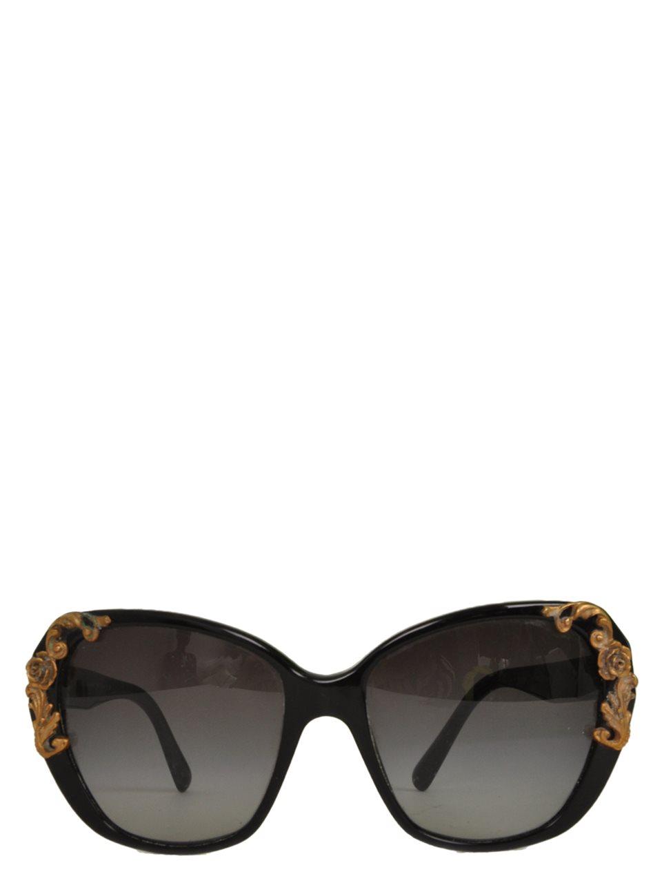 Dolce & Gabbana - Sicilian Baroque Sunglasses