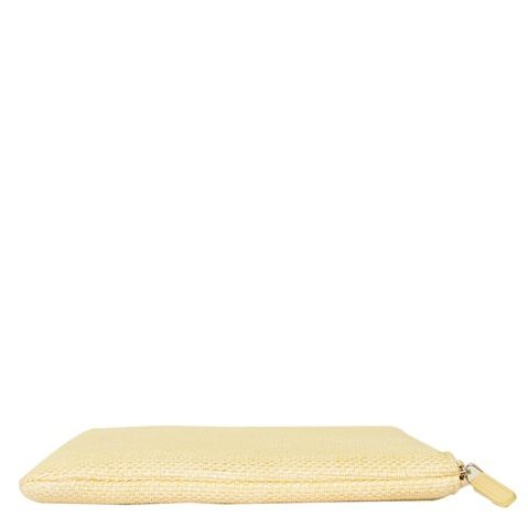 Chanel - Deauville Canvas Clutch - Image 5 of 5
