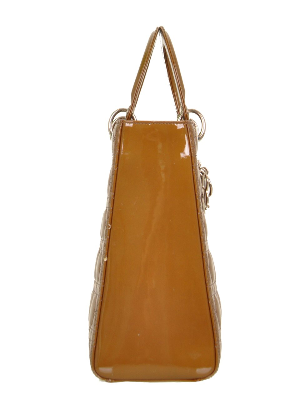 Christian Dior - Lady Dior Large Rugan - Image 4 of 7