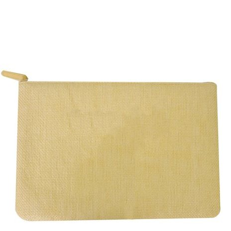 Chanel - Deauville Canvas Clutch - Image 3 of 5