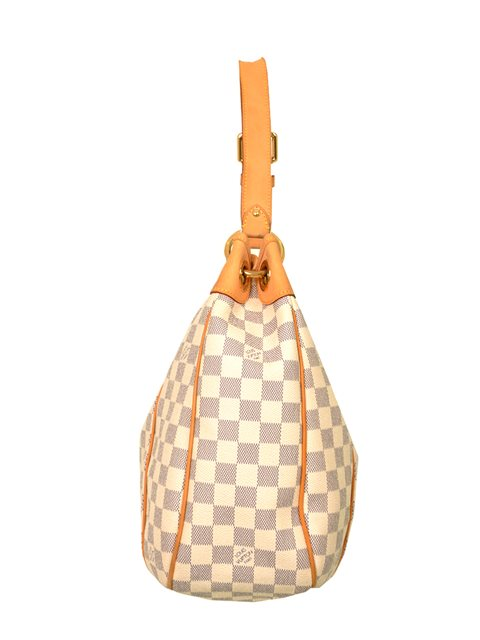 Louis Vuitton - Damier Azur Galliera PM Shoulder Bag - Image 3 of 8