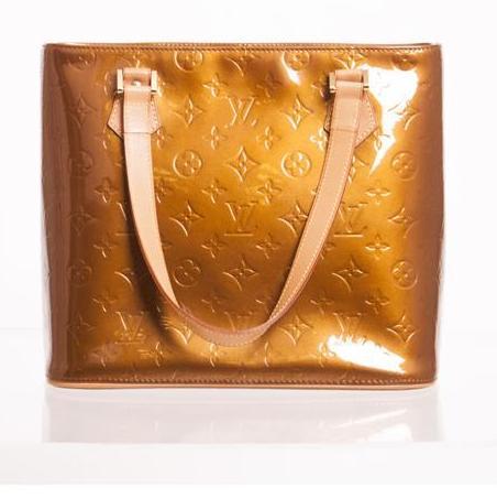 Louis Vuitton - Monogram Vernis Houston Shoulder Bag