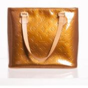Louis Vuitton - Monogram Vernis Houston Shoulder Bag