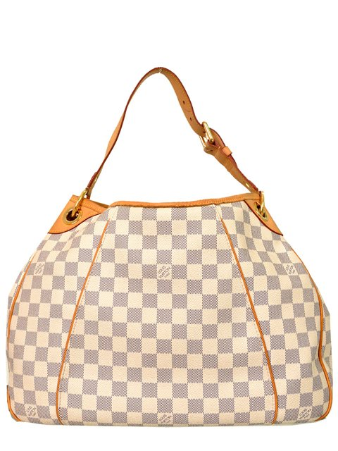 Louis Vuitton - Damier Azur Galliera PM Shoulder Bag - Image 6 of 8