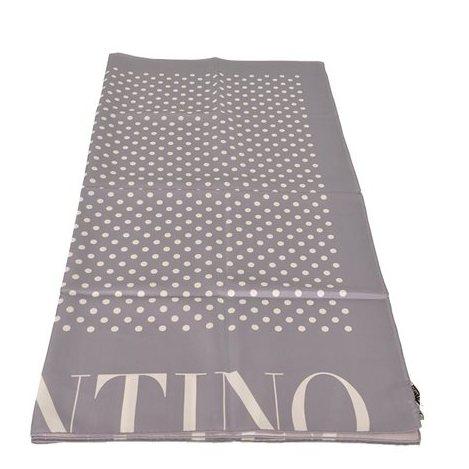 Valentino - Silk Twill Scarf - Image 3 of 3
