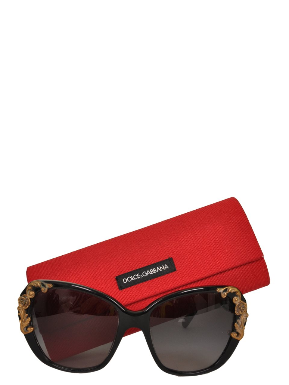 Dolce & Gabbana - Sicilian Baroque Sunglasses - Image 4 of 4