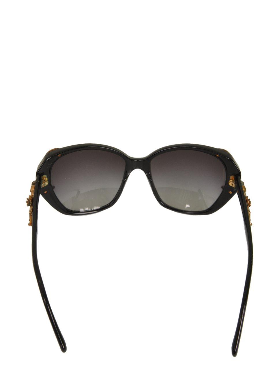 Dolce & Gabbana - Sicilian Baroque Sunglasses - Image 3 of 4