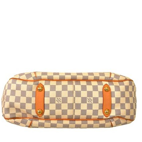 Louis Vuitton - Damier Azur Galliera PM Shoulder Bag - Image 5 of 8