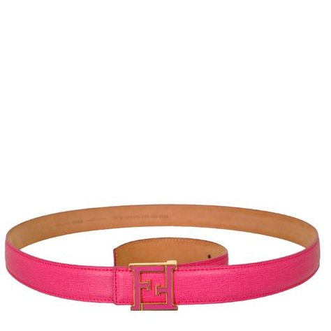 Fendi - Leather Belt - Image 2 of 5