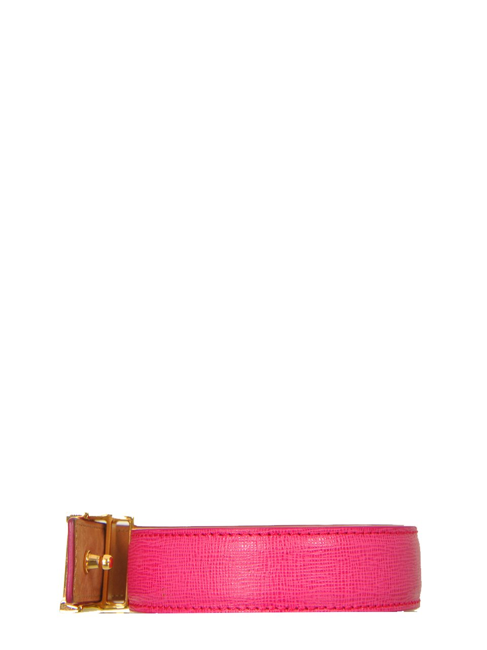 Fendi - Leather Belt - Image 4 of 5