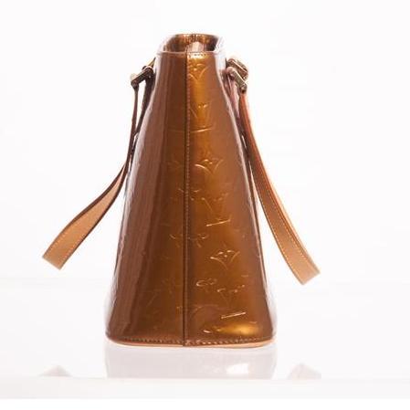 Louis Vuitton - Monogram Vernis Houston Shoulder Bag - Image 4 of 5