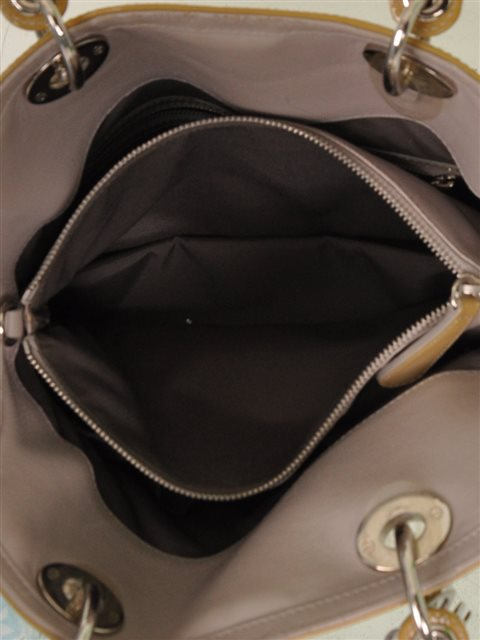 Christian Dior - Granville Small Patent Leather Hand Bag - Image 5 of 5