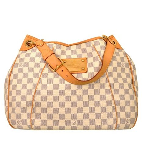 Louis Vuitton - Damier Azur Galliera PM Shoulder Bag - Image 2 of 8