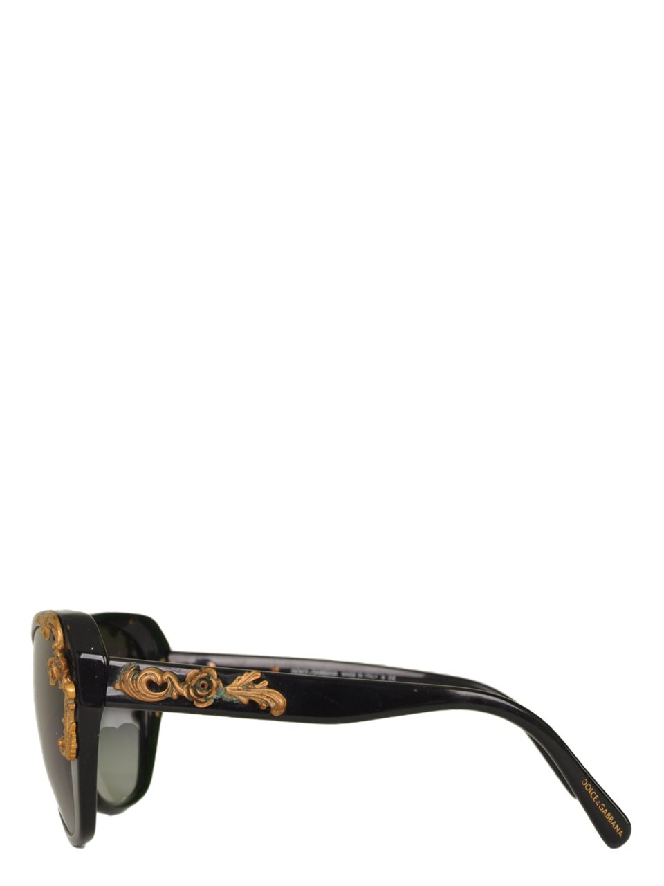 Dolce & Gabbana - Sicilian Baroque Sunglasses - Image 2 of 4