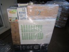 1 Pallet of Brand New Retail Goods. Over 1100 items. RRP over £8600.