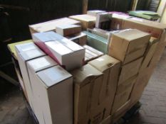 1 Pallet Load of Brand new Goods. Over 1000 items RRP nearly £8000