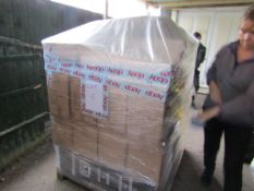1 Pallet of Brand new Retail Goods. RRP over £8000.
