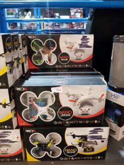 12 X Red5 Nano Drone