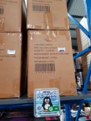 **Combined RRP £864** - 144 X #Winning Melting Penguins (As New / Sealed Box, RRP £6 Each)