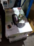 3 X Homedics Extended Track Shiatsu Massager With Heat