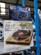 2 Items Ð 1 X Numark Party Mix DJ Controller With Built In Light Show & 1 X Ion Air Lp Wireless Str
