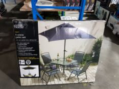 GH Miami 6 Piece Patio Set