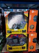 11 X Hexbug Battlebots Rivals
