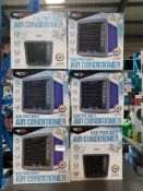 6 X Red5 USB Portable Air Conditioner