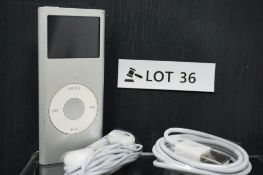 RRP £189.99 Apple iPod Nano 2nd Generation 4gb Silver