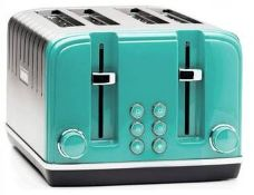 Haden Salcombe 4 Slice Toaster. (RRP £65.99) Appears As New Ð Opened To Check Contents. No ...