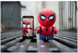 Sphero Marvel Spider-Man Ð Interactive App Enabled Superhero (RRP £149.99). iOS And Android