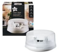 Tommee Tippee Micro Steam Microwave Steriliser. New, Sealed Product. No Guarantee Or Warranty I...