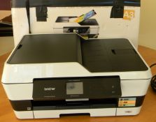 Brother MFC-J6520DW All-in-One A3 Inkjet Printer Colour Ink